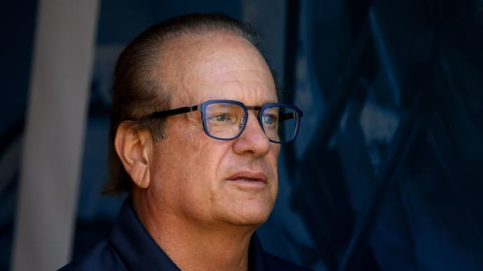 CARSON, CALIFORNIA - OCTOBER 06:  Los Angeles Chargers owner Dean Spanos before the game against the Denver Broncos at Dignity Health Sports Park on October 06, 2019 in Carson, California. (Photo by Harry How/Getty Images)