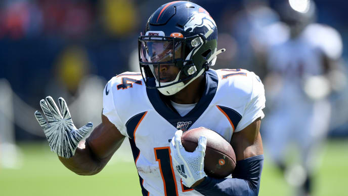 Image result for courtland sutton