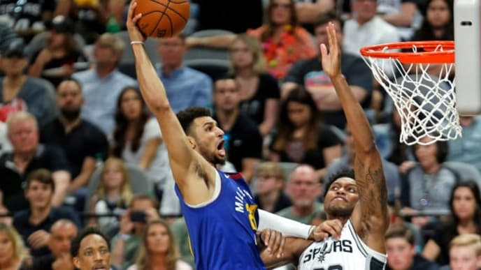 Spurs vs Nuggets Game 5 Betting Lines, Spread, Odds and Prop