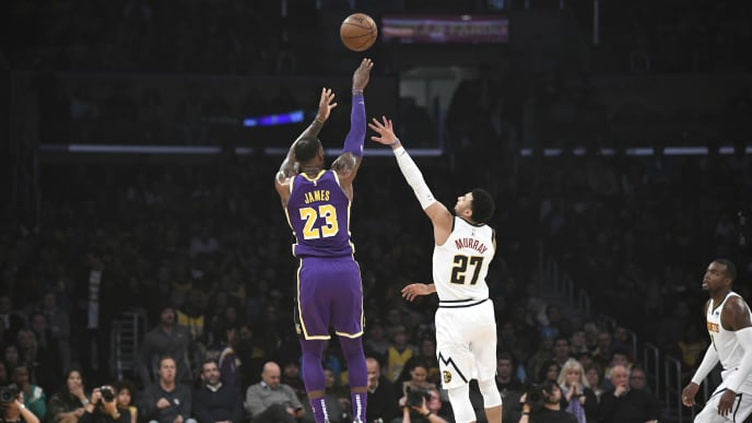 Lakers Vs Nuggets Nba Live Stream Reddit For Dec 3