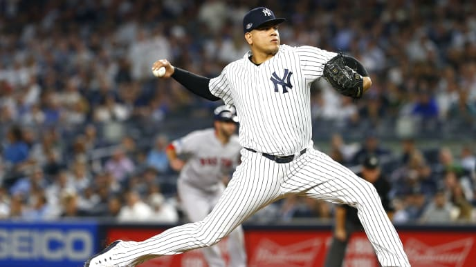 Dellin Betances Gives Heartfelt Thanks To Yankees During