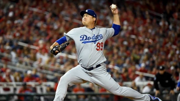 Hyun-Jin Ryu and Dallas Keuchel are being targeted by the Toronto Blue Jays this offseason.