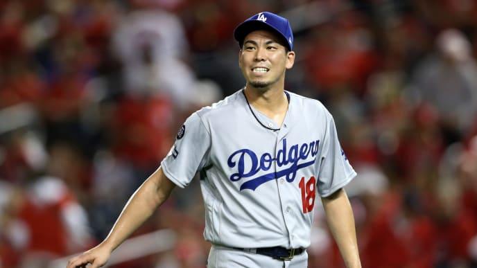 Kenta Maeda no está muy contenta con el rol que ha tenido con los Dodgers de Los Angeles