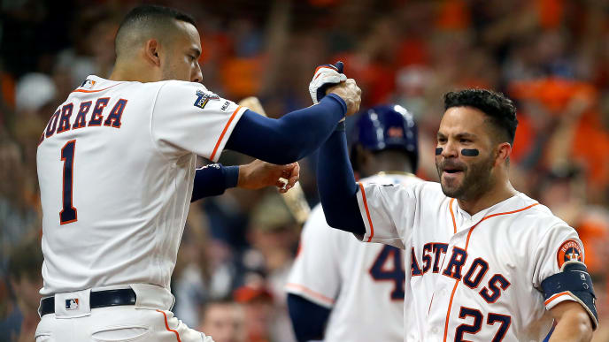 Astros World Series >> Odds For Astros To Win World Series Pit Houston As Underdog