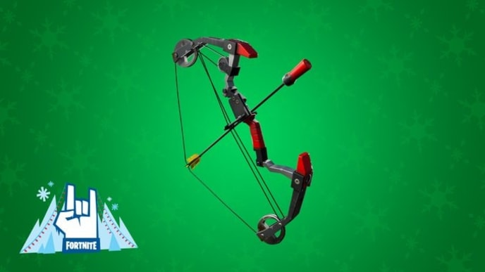 The Boom Bow in Fortnite has made its return after Epic Games added it in celebration.