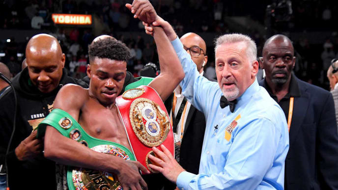 Errol Spence Jr., Shawn Porter, Jack Reiss