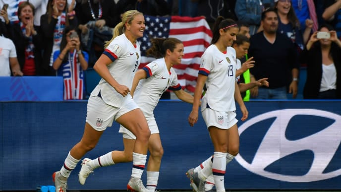 Image result for usa women's world cup 2019