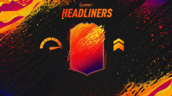 Headliners was announced as the next FIFA 20 Ultimate Team promotion