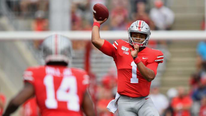 Ohio State Vs Indiana Odds Spread Location Date Start