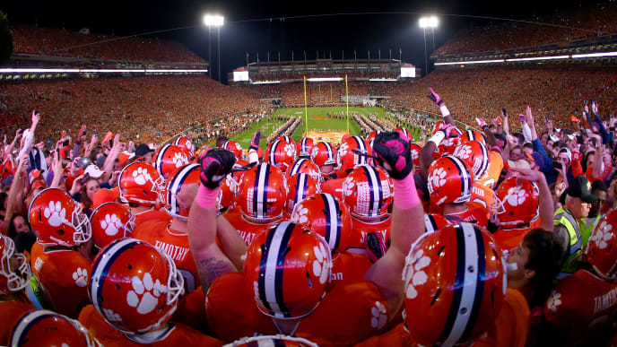Full 2019 College Football Thursday Night Schedule Start