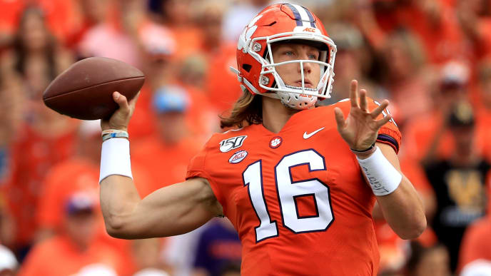 Wofford Vs Clemson Odds Spread Location Date Start Time