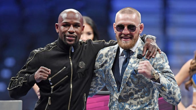 Floyd Mayweather Jr., Conor McGregor