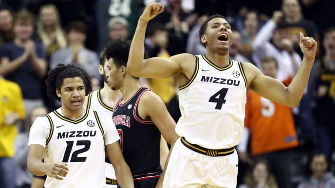 Ole Miss vs Missouri odds have the Tigers as home favorites over the visiting Rebels.