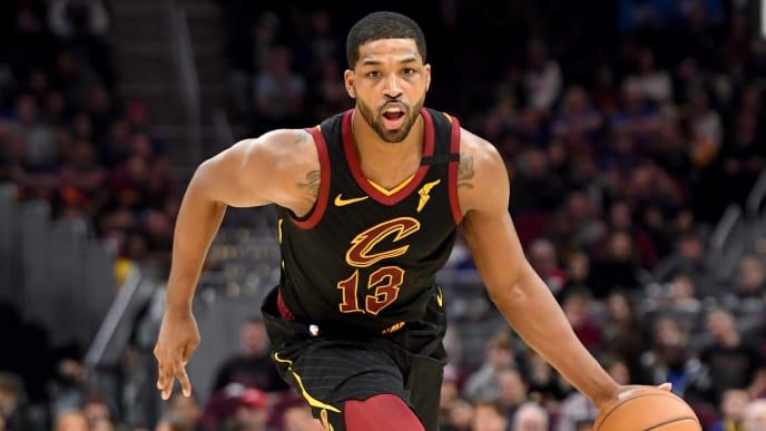Cleveland Cavaliers big man Tristan Thompson