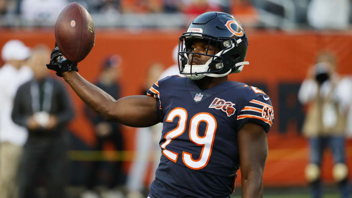 newest 25a08 9d913 Tarik Cohen Fantasy Outlook Jumps in PPR Leagues With Wide ...