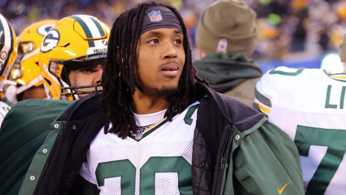 Kevin King - American Football Player