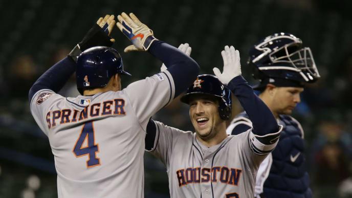 buy online 25a6c baa73 AL Starters Revealed for 2019 MLB All-Star Game