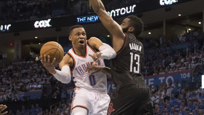 huge discount be370 b2264 James Harden and Russell Westbrook's Relationship Goes Back ...