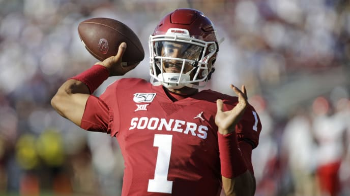 Jalen Hurts' Heisman Odds Take Massive Leap After Record