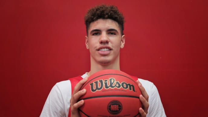 Lamelo Ball Positioning Himself To Be No 1 Pick In 2020