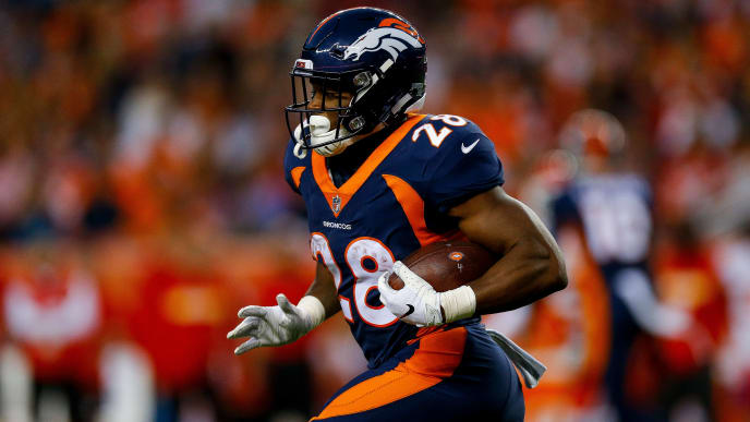 sports shoes 1fc52 daa7d 3 Most Important Broncos Players to Watch in 2019 Hall of ...