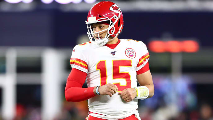Image result for mahomes garoppolo""