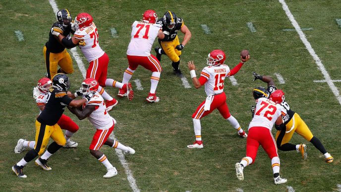 Ranking The 6 Best Offenses For The 2019 Nfl Season