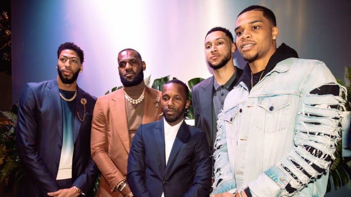 Klutch 2019 All Star Weekend Dinner