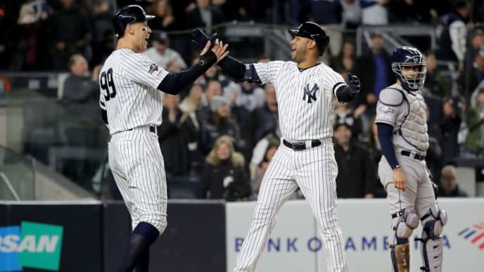 Aaron Hicks, Aaron Judge