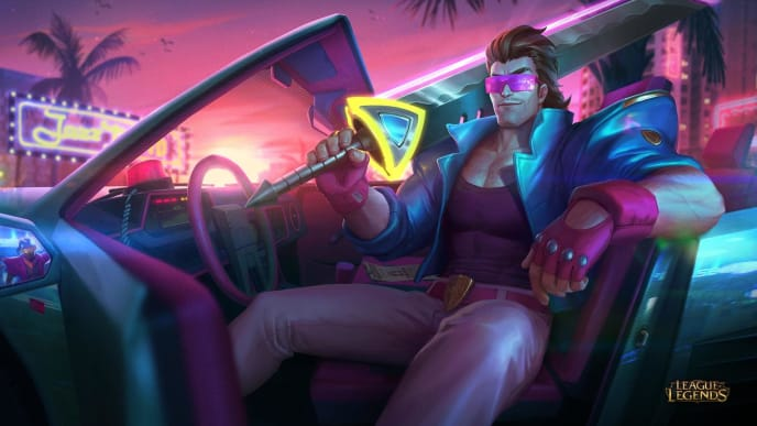 Image Courtesy of Riot Games