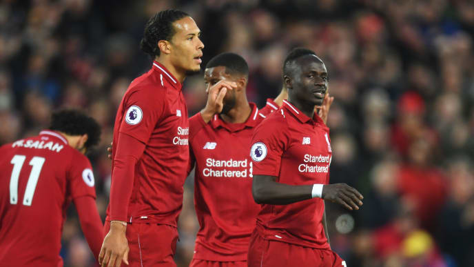 Liverpool vs Tottenham Betting Lines, Spread and Odds for