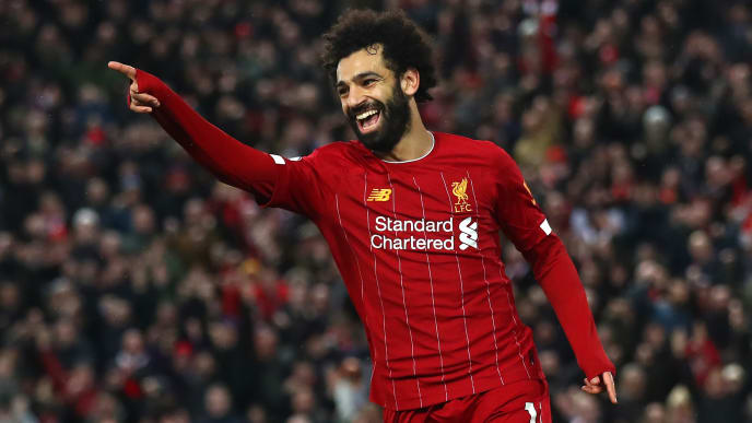Liverpool vs West Ham United have Mohamed Salah and the Reds as heavy home favorites.