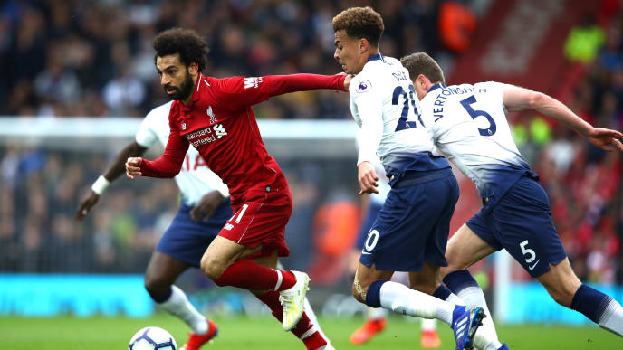 Tottenham vs Liverpool Betting Odds, Lines, Spread and Prop