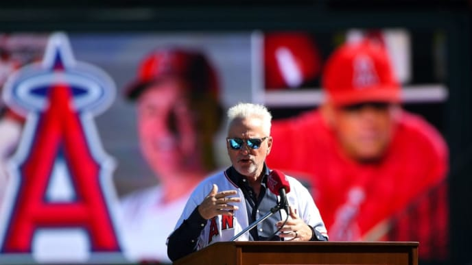 The prospect of playing under Joe Maddon with Mike Trout and Anthony Rendon could sway Ryu.