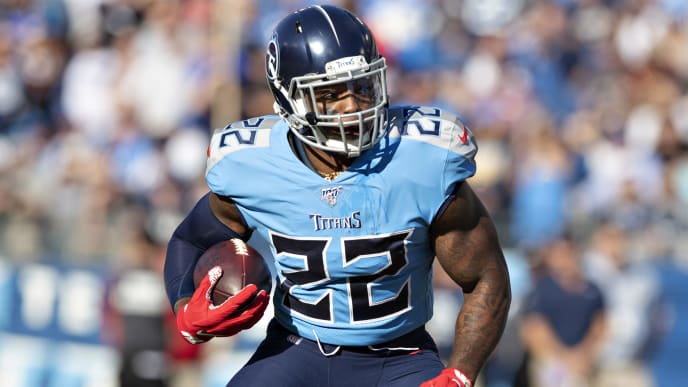 Image result for derrick henry titans