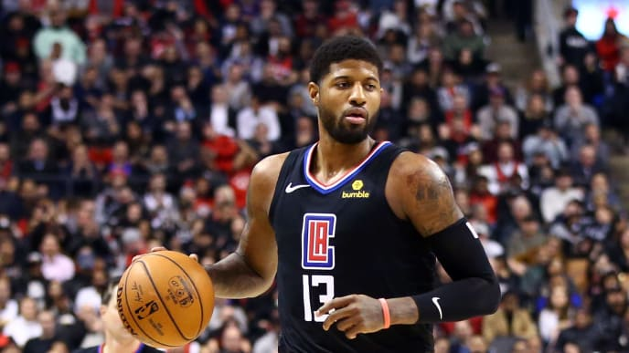 Paul George will get his first taste of the Los Angeles rivalry on Wednesday night.