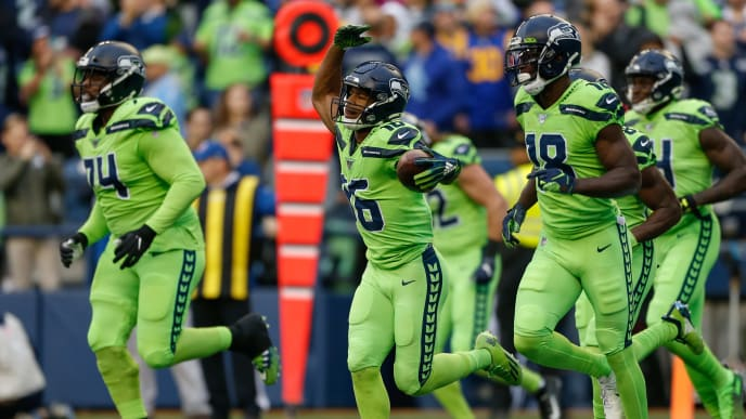 Eight Seahawks players had the flu before Monday Night Football vs Vikings.