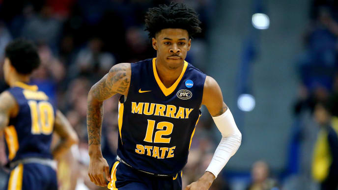 Ja Morant NBA Draft Profile, Prediction, Age and Scouting Report
