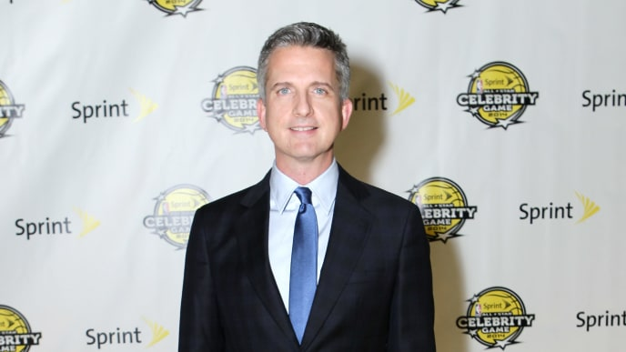 NEW ORLEANS, LA - FEBRUARY 14:  Sports Columnist Bill Simmons attends the NBA All-Star Celebrity Game 2014 at the New Orleans Arena on February 14, 2014 in New Orleans, Louisiana.  (Photo by Leon Bennett/Getty Images)