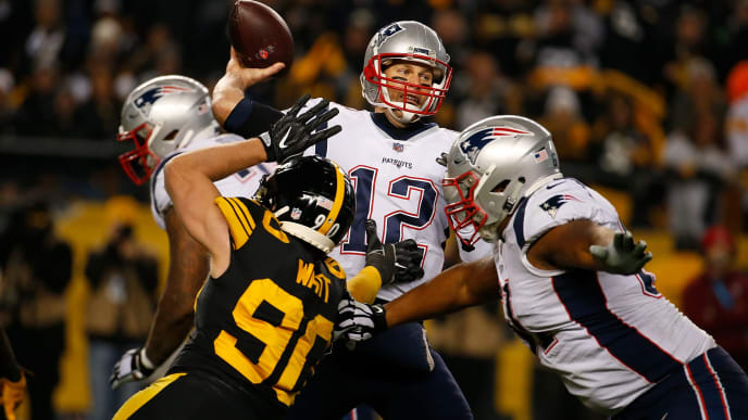 Steelers vs Patriots Odds, Date, Time, Spread and Prop Bets