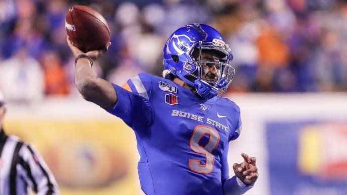 Boise State will play Hawaii in the 2019 Mountain West Championship Game on Saturday, Dec. 7.