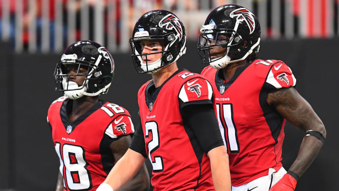 size 40 e8070 a61e4 Atlanta's 2019 Schedule Could Point to Matt Ryan and Falcons ...