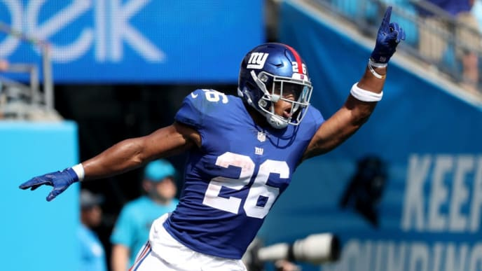 Fantasy Football RB Rankings Have Saquon Barkley on Top With