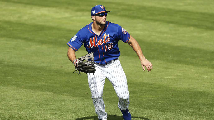new style 2c6cf 8c6df Tim Tebow Has Been Slightly Less Terrible in Triple-A Recently