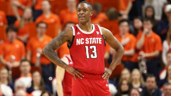 Duke vs NC State odds have C.J. Bryce and the Wolfpack as underdogs.