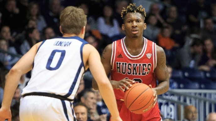 Image result for northern illinois basketball 2020