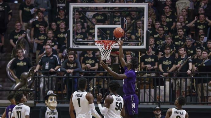 Northwestern Basketball