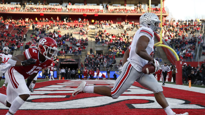 Predicting The College Football Playoff Rankings After Week 12