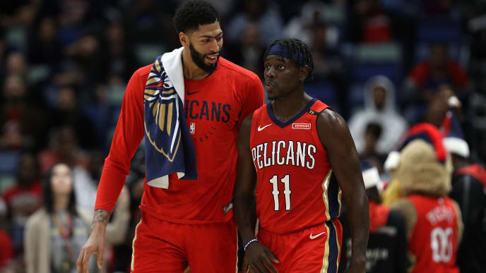 Pelicans Odds To Win 2020 Nba Championship Surprisingly