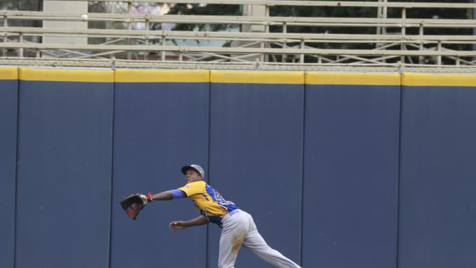 El cubano Linares conectó tres hits y remolcó tres carreras por los larenses